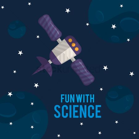 Spaceships : Fun with science