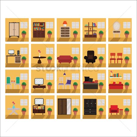 Tv : Furniture icons