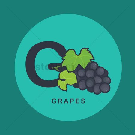 Language : G for grapes