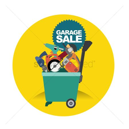 Cutters : Garage sale