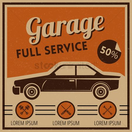 Oldfashioned : Garage service