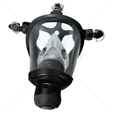 Gases : Gas mask