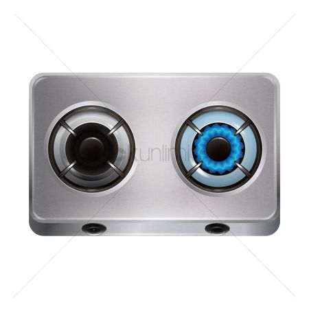 Gases : Gas stove