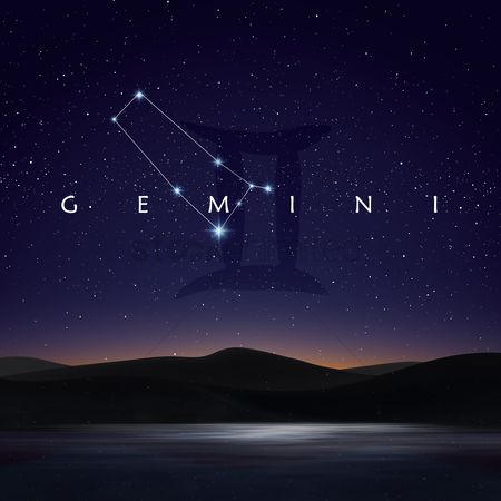 Horoscopes : Gemini constellation