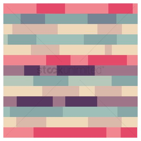 Brick : Geometric background design