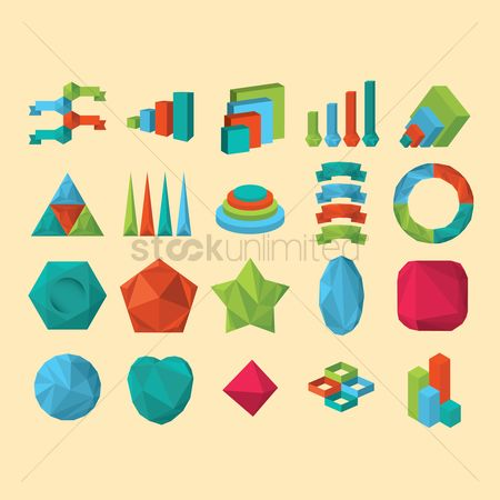 Cones : Geometrical collection