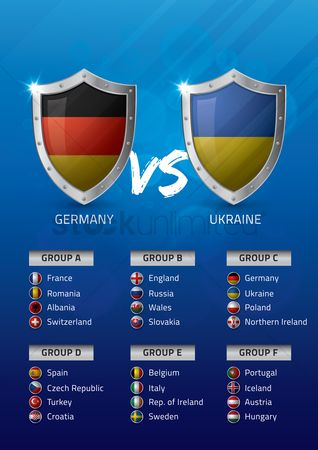 Belgium : Germany vs ukraine