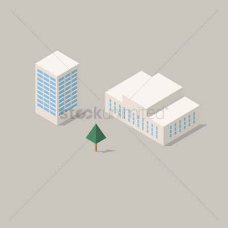 Skyscraper : Government buildings