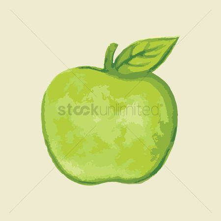 Diets : Green apple