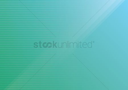 Illumination : Green background