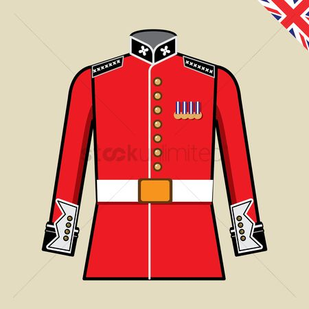 Authority : Grenadier guard uniform