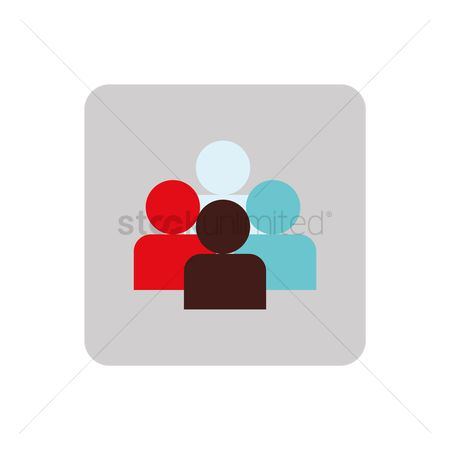 User interface : Group icon