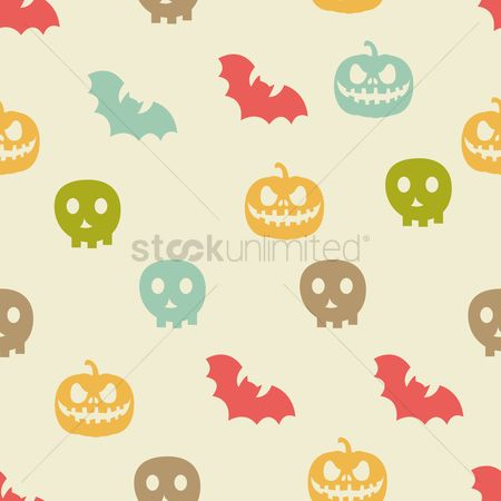 Jack o lantern : Halloween background