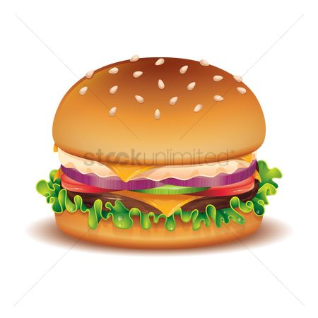 Fast food : Hamburger
