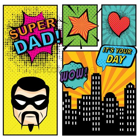 Wow : Happy father s day