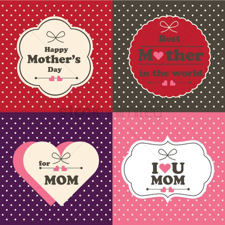 Mothers day : Happy mother s day card