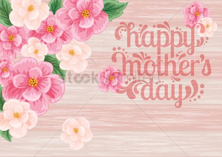 Thankful : Happy mother s day design