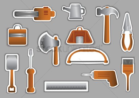 Drilling : Hardware tools