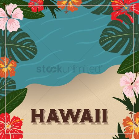 Greetings : Hawaii design
