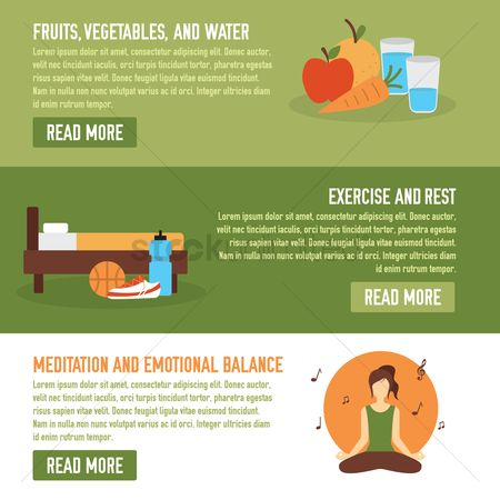 Lifestyle : Health concept design