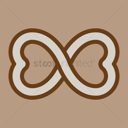Free Infinity Symbol Love Stock Vectors Stockunlimited
