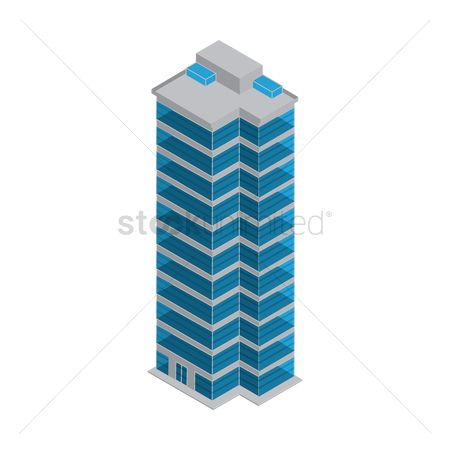 Office  building : High rise building