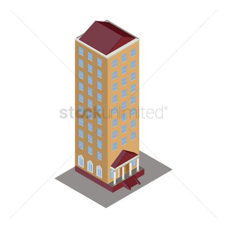 Office  building : Highrise building