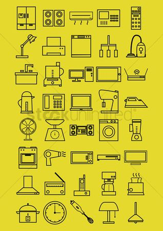 Makers : Home electrical appliances