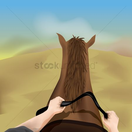Journeys : Horse riding wallpaper