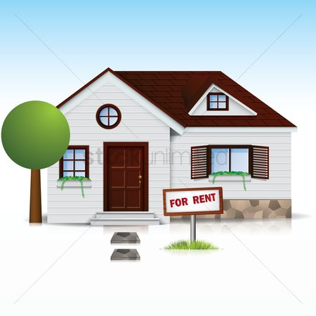 Real estate : House for rent