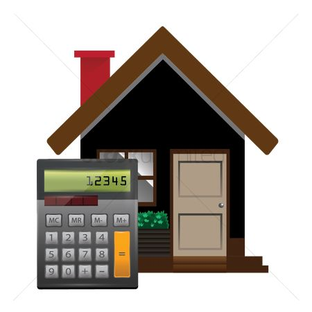 Chimneys : House with calculator