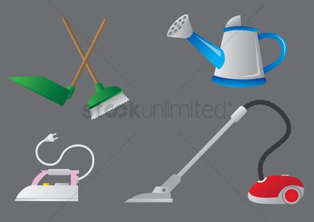Cleaner : Housekeeping equipment