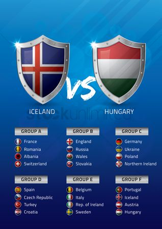 Ukraine : Iceland vs hungary