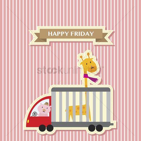 Free Happy Friday Stock Vectors Stockunlimited