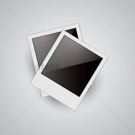 Electronic : Instant photo frame