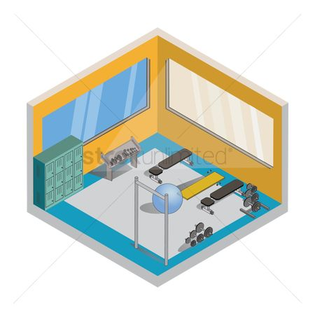 Racks : Isometric gym
