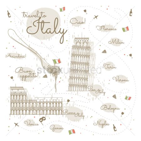 Holiday : Italy poster