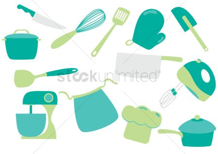 Mitten : Kitchen appliances and utensils