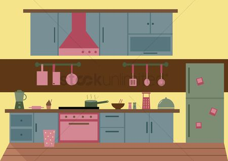 Chimneys : Kitchen