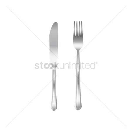 Dine : Knife and fork