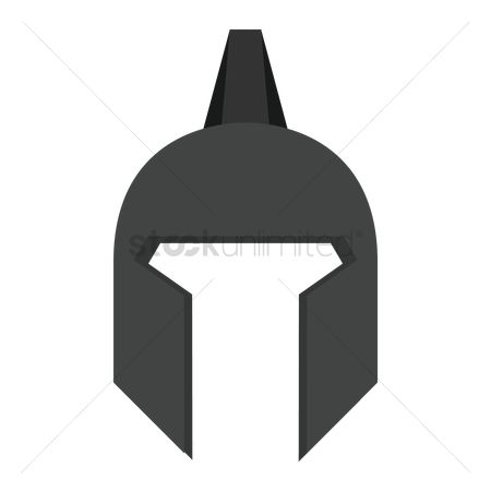 Headdress : Knight helmet