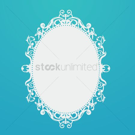 Weddings : Lace template design
