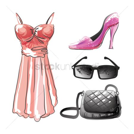Accessories : Ladies fashion items