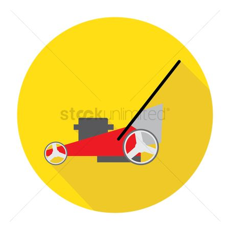 Mechanicals : Lawn mower