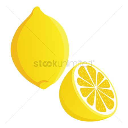 Slices : Lemon