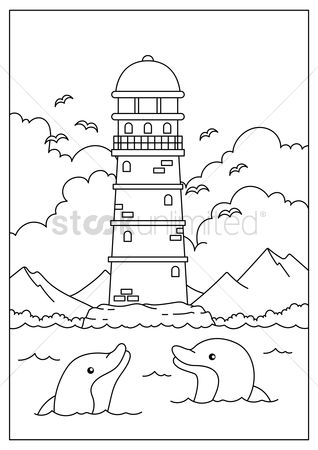 Nautical : Lighthouse