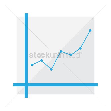 Increase : Line graph