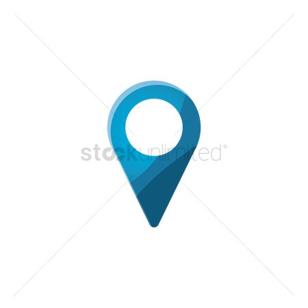 Map pointer : Location marker icon
