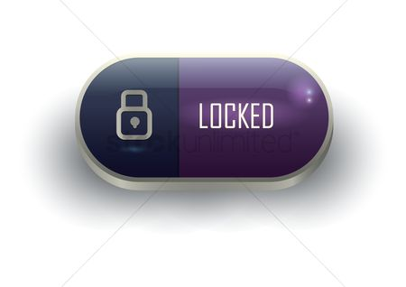 Password : Locked button
