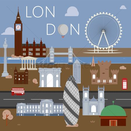 Towers : London concept